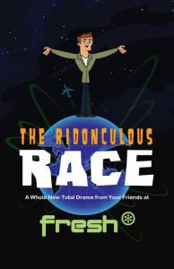 Отчаянные герои: Сумасбродная гонка (сериал 2014 – ...) / Total Drama Presents: The Ridonculous Race (2014 (1 сезон))