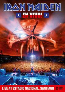 Iron Maiden: En Vivo! (видео) / Iron Maiden: En Vivo! (видео) (2012)