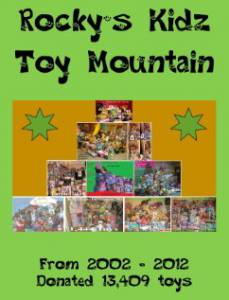 Toy Mountain Christmas Special (ТВ) / Toy Mountain Christmas Special (ТВ) (2012)
