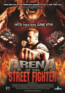 Уличный боец / Arena of the Street Fighter (2012)